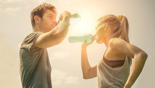 All You Need To Know About Water and Your Workout