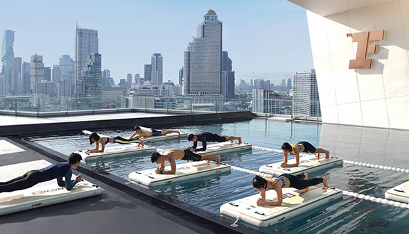 H2series Water Workout Classes In Thailand 1