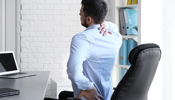 Ways To Improve Posture At Work