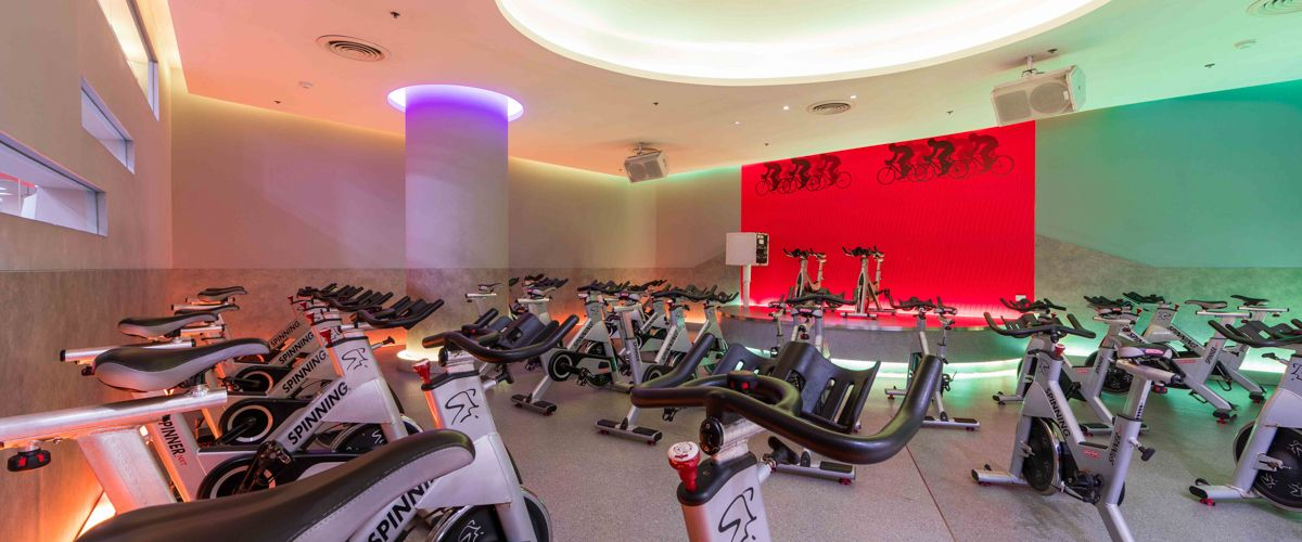 Fitness First CentralPlaza Grand Rama 9 Cycling Studio