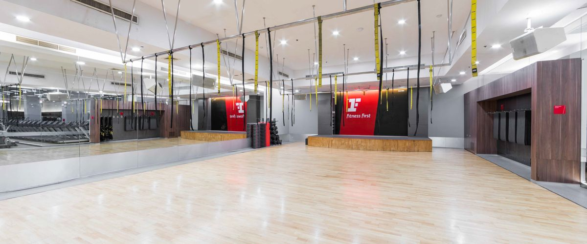 Fitness First CentralPlaza Grand Rama 9 Gx Studio