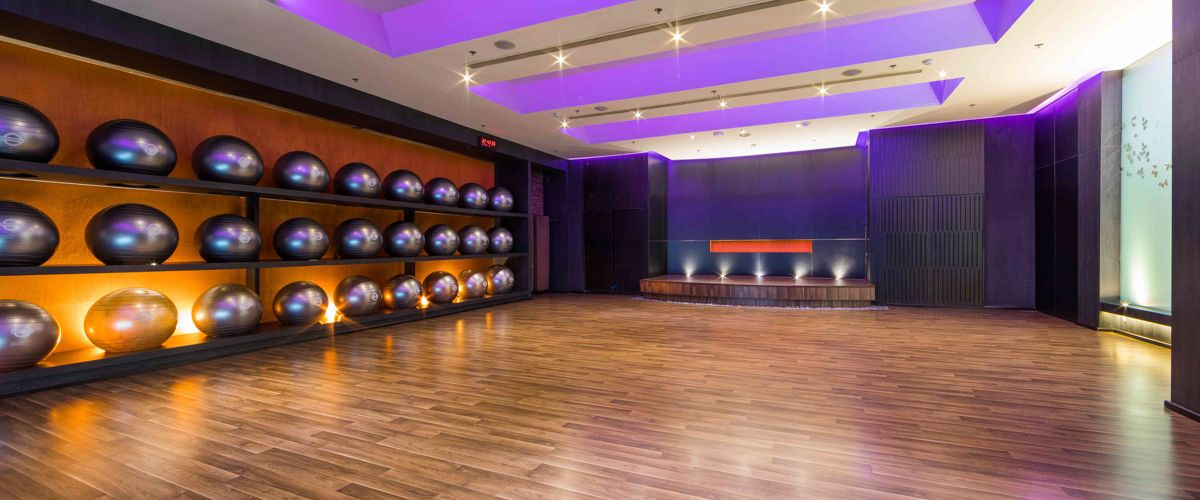 Fitness First CentralPlaza Grand Rama 9 Yoga Studio