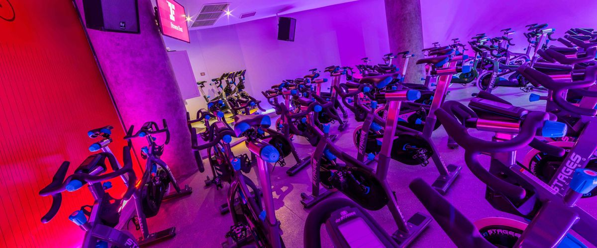 Fitness First Platinum Q House Lumpini Cyclign Studio