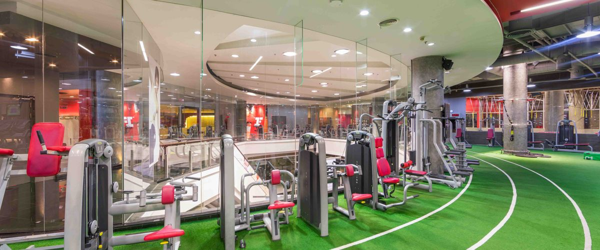 Fitness First Platinum Q House Lumpini Freestyle Area