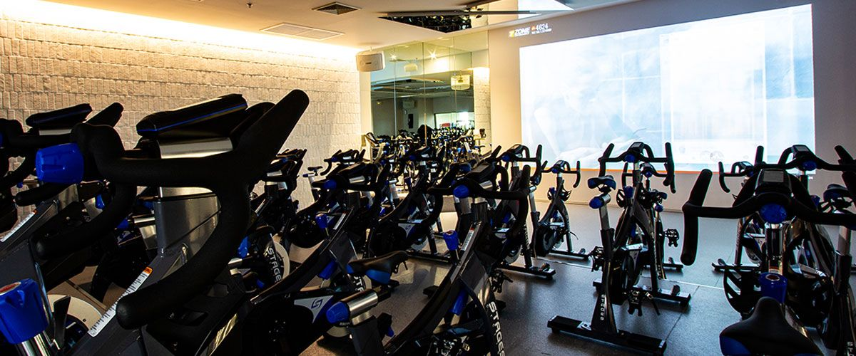 Fitness First Zone CentralWorld Cycling Studio Zone