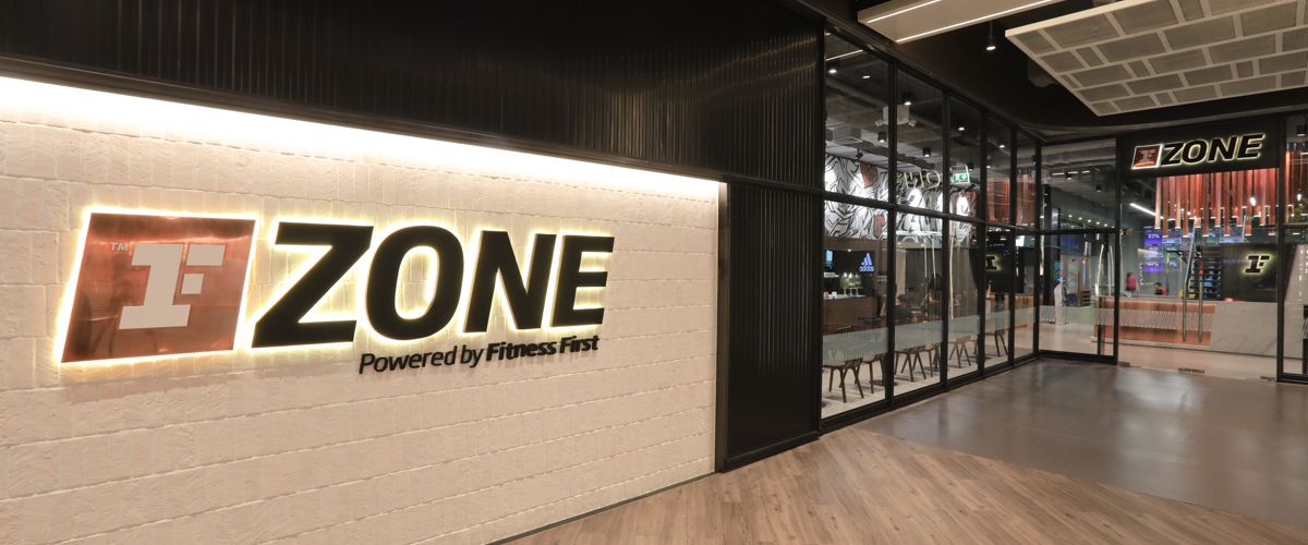 Fitness First Zone CentralWorld Main Enterance